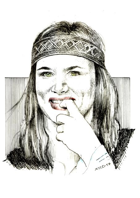 Juliette Lewis by FCARLOS